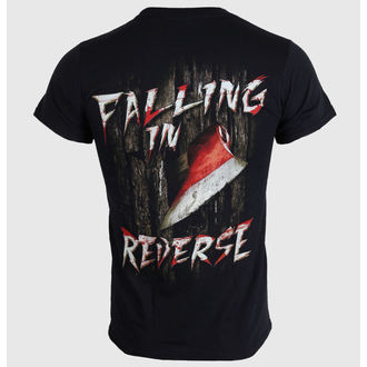 t-shirt metal men's Falling In Reverse - Here's Ronnie - PLASTIC HEAD, PLASTIC HEAD, Falling In Reverse