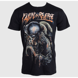 t-shirt metal men's Falling In Reverse - Undead - PLASTIC HEAD, PLASTIC HEAD, Falling In Reverse