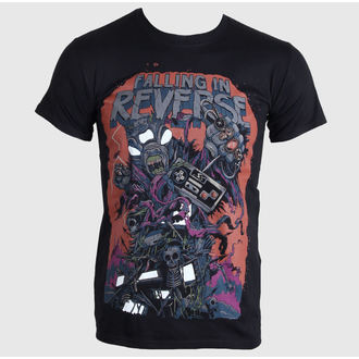 t-shirt metal men's Falling In Reverse - Video Game - PLASTIC HEAD, PLASTIC HEAD, Falling In Reverse