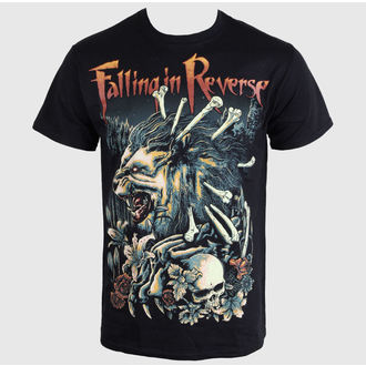 t-shirt metal men's Falling In Reverse - Wilderness - PLASTIC HEAD, PLASTIC HEAD, Falling In Reverse
