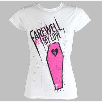t-shirt metal women's Farewell, My Love - Casket - PLASTIC HEAD, PLASTIC HEAD, Farewell, My Love