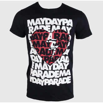 t-shirt metal men's Mayday Parade - Heart - PLASTIC HEAD, PLASTIC HEAD, Mayday Parade