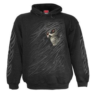 hoodie men's - TRIBAL DEATH - SPIRAL, SPIRAL