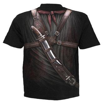 t-shirt men's - HOLSTER WRAP - SPIRAL - W022M105