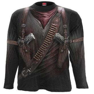 t-shirt men's - HOLSTER WRAP - SPIRAL - W022M304