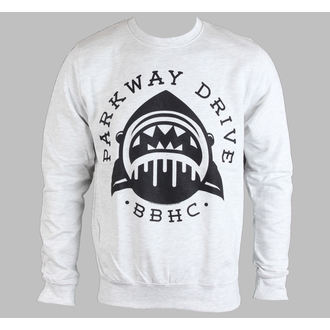 sweatshirt (no hood) men's Parkway Drive - Shark - PLASTIC HEAD, PLASTIC HEAD, Parkway Drive