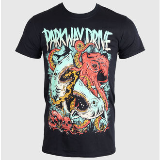 Metal T-Shirt men's Parkway Drive - Sharktapuss - PLASTIC HEAD - PH8559