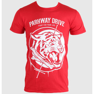 t-shirt metal men's Parkway Drive - Tiger Bones - PLASTIC HEAD, PLASTIC HEAD, Parkway Drive