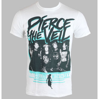 t-shirt metal men's Pierce the Veil - Collide - PLASTIC HEAD, PLASTIC HEAD, Pierce the Veil