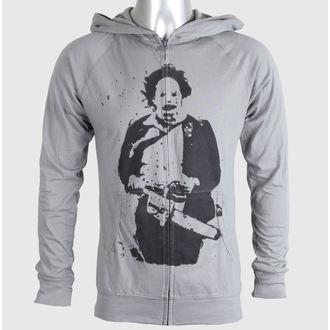 hoodie men's Texas Chainsaw Massacre - Leatherface - PLASTIC HEAD - PH7231LWHZ