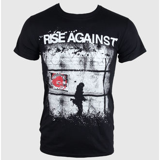 t-shirt metal men's Rise Against - Borders - PLASTIC HEAD, PLASTIC HEAD, Rise Against