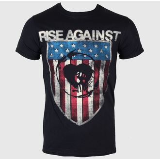 t-shirt metal men's Rise Against - Shield - PLASTIC HEAD, PLASTIC HEAD, Rise Against