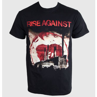 t-shirt metal men's Rise Against - Smoke Stacks - PLASTIC HEAD, PLASTIC HEAD, Rise Against