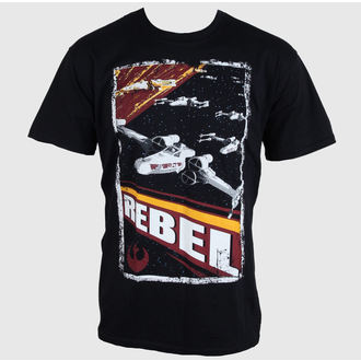 film t-shirt men's Star Wars - Rebel - PLASTIC HEAD - PH8317
