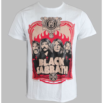 t-shirt metal men's Black Sabbath - AMPLIFIED - AMPLIFIED, AMPLIFIED, Black Sabbath