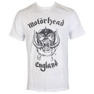 t-shirt metal men's Motörhead - England Mens - AMPLIFIED, AMPLIFIED, Motörhead