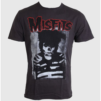 t-shirt metal men's Misfits - AMPLIFIED - AMPLIFIED, AMPLIFIED, Misfits