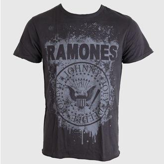 t-shirt metal men's Ramones - Grafitti - AMPLIFIED, AMPLIFIED, Ramones