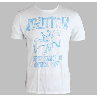 t-shirt metal men's Led Zeppelin - 77 - AMPLIFIED, AMPLIFIED, Led Zeppelin