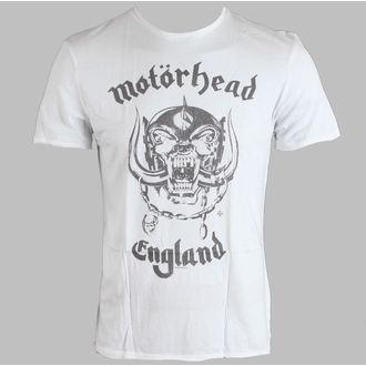 t-shirt metal men's Motörhead - England Mens - AMPLIFIED