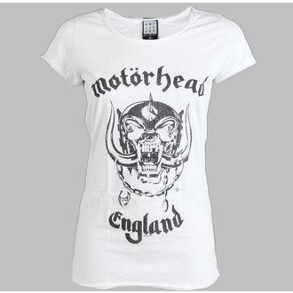 t-shirt metal women's Motörhead - England - AMPLIFIED, AMPLIFIED, Motörhead