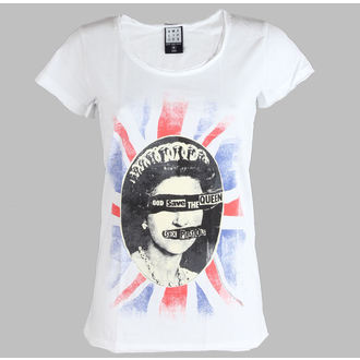 t-shirt metal women's Sex Pistols - Queens - AMPLIFIED, AMPLIFIED, Sex Pistols