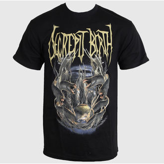 t-shirt metal men's Decrepit Birth - Infest - RELAPSE
