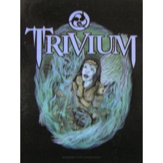 flag Trivium HFL 810, HEART ROCK, Trivium