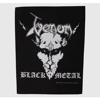 patch large Venom - Black Metal - RAZAMATAZ, RAZAMATAZ, Venom