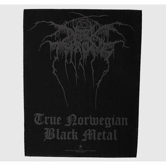 patch large Darkthrone - True Norweigan Black Metal - RAZAMATAZ, RAZAMATAZ, Darkthrone