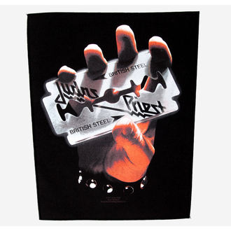 patch large Judas Priest - British Steel - RAZAMATAZ, RAZAMATAZ, Judas Priest