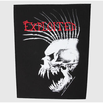 patch large The Exploited - Bastard Skull - RAZAMATAZ - BP700