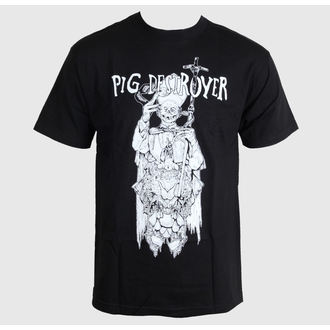 t-shirt metal men's Pig Destroyer - Atheist - RELAPSE - TS4263