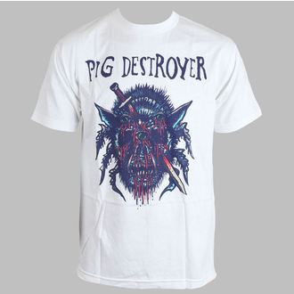 t-shirt metal men's Pig Destroyer - Blind (White) - RELAPSE, RELAPSE, Pig Destroyer