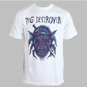 t-shirt metal men's Pig Destroyer - Blind (White) - RELAPSE, RELAPSE, Pig Destroyer