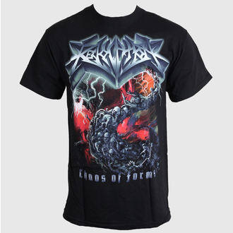 t-shirt metal men's Revocation - Chaos Of Forms - RELAPSE, RELAPSE, Revocation