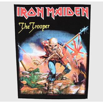 patch large Iron Maiden - The Trooper - RAZAMATAZ - BP829