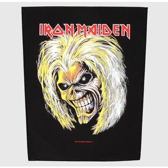 patch large Iron Maiden - Killers / Eddie - RAZAMATAZ, RAZAMATAZ, Iron Maiden