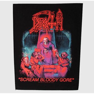 patch large Death - Scream Bloody Gore - RAZAMATAZ, RAZAMATAZ, Death