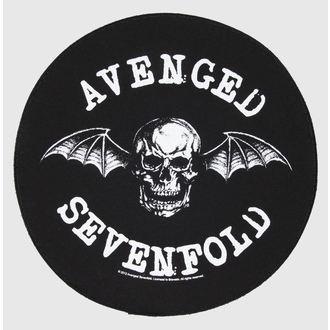patch large Avenged Sevenfold - Death Bat - RAZAMATAZ, RAZAMATAZ, Avenged Sevenfold