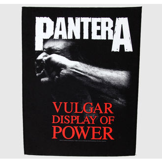 patch large Pantera - Vulgar Display Of Power - RAZAMATAZ, RAZAMATAZ, Pantera