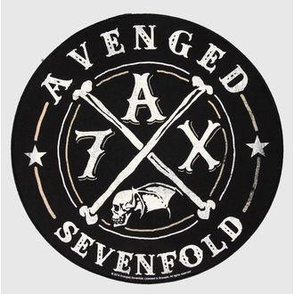 patch large Avenged Sevenfold - A7X - RAZAMATAZ, RAZAMATAZ, Avenged Sevenfold