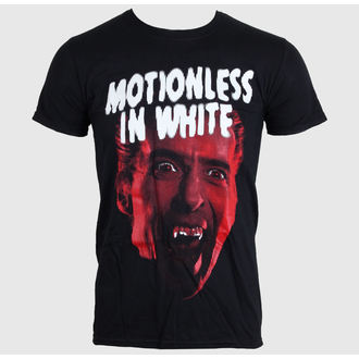 t-shirt metal men's Motionless in White - DRACULA - LIVE NATION, LIVE NATION, Motionless in White
