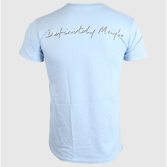 t-shirt metal men's Oasis - DEFINITELY MAYBE - LIVE NATION - PE11344TSCP