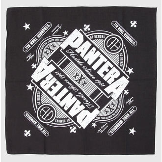 kerchief Pantera - Stronger Than All - RAZAMATAZ, RAZAMATAZ, Pantera