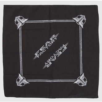 kerchief Fear Factory - Logo - RAZAMATAZ, RAZAMATAZ, Fear Factory