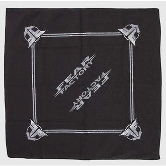 kerchief Fear Factory - Logo - RAZAMATAZ - B041