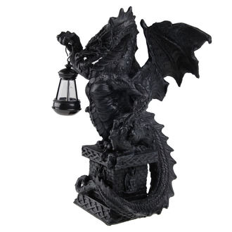 decoration Black Dragon Light, Nemesis now