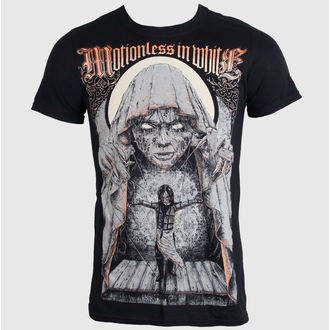 t-shirt metal men's Motionless in White - GRANDE FINALE- BLACK - LIVE NATION, LIVE NATION, Motionless in White