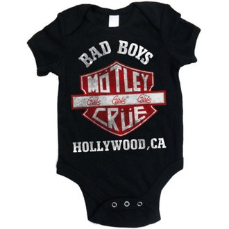 body children's Mötley Crue - Bad Boys Shield - ROCK OFF, ROCK OFF, Mötley Crüe